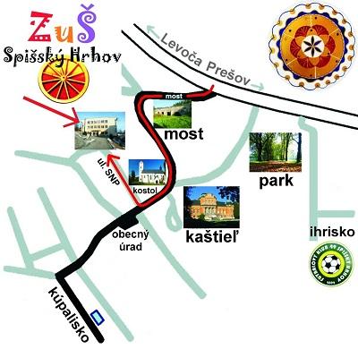 ZUŠ Spišský Hrhov